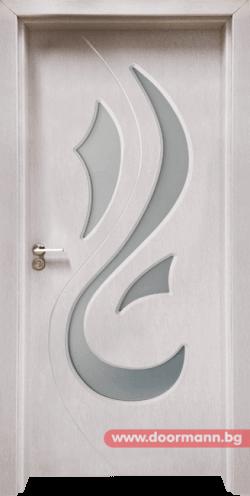 Интериорна врата Gama 203 - Перла