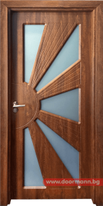 Интериорна врата Gama 204 – Златен дъб