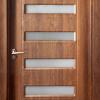 Интериорна врата Gama 207 – Златен дъб
