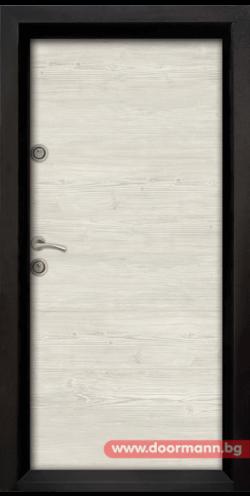 Блиндирана врата Ale Door 402, цвят Sunta