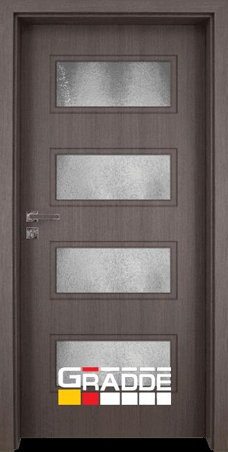 Интериорна врата Gradde Blomendal - Череша Сан Диего