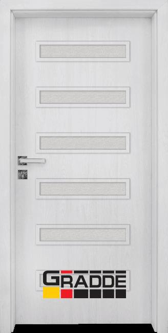Интериорна врата Gradde Schwerin - Сибирска Лиственица