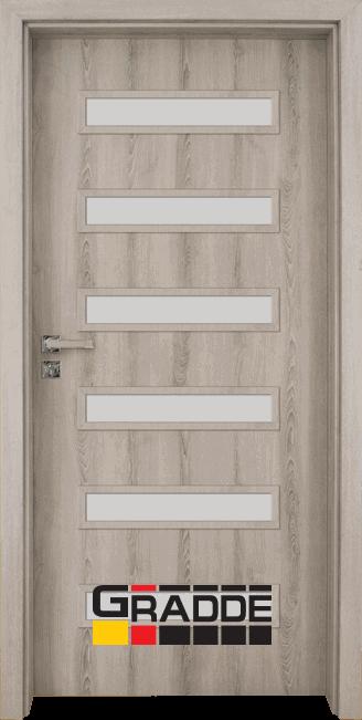 Интериорна врата Gradde Schwerin - Ясен Вералинга