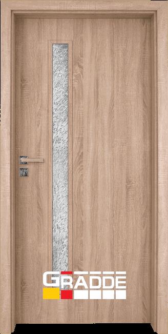 Интериорна врата Gradde Wartburg - Дъб Вераде