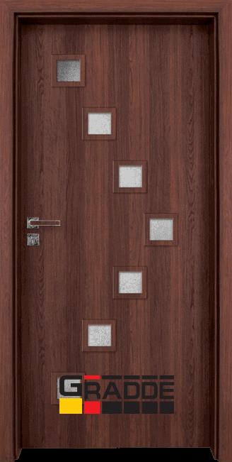 Интериорна врата Gradde Zwinger – Шведски дъб