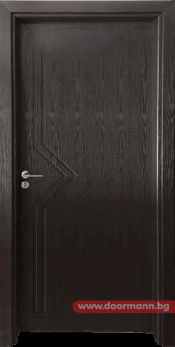 Интериорна врата Gama 201p - Венге