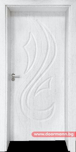 Интериорна врата Gama 203p - Бреза