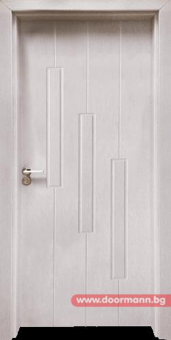 Интериорна врата Gama 206p - Перла